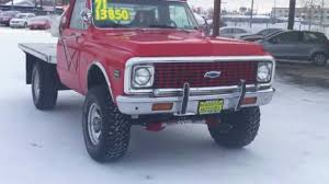 1971 Chevy Cheyenne C20 4x4 - YouTube 1972 Chevrolet K10 4x4 Pick Up For Sale45412 Boltair Cditioning Mikes Luv 44 Pickup Chevy K20 34 Ton Completely Stored C10 Youtube C10 72 Someday I Will Be That Cool Mom Coming To Pick Gmc Truck See Videos Ac Ps Pb Tilt Wheel 68 Cheyenne For Sale Classiccarscom Cc980712 1971 Gm Trucks 707172 Pinterest And Cars My Longhorn 4wd Cversion So Far 671972 C20 Volo Auto Museum