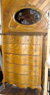 Tiger Oak Dresser Chest by 27 Best Antique Serpentine Front Dressers Images On Pinterest