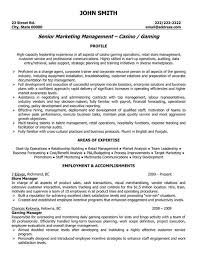 Manager Resume Format Example 7 Operations Free Sample Office Tips Genius
