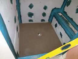 marble carrara tile bathroom part 1 preparing for tile install