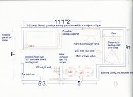 Small Master Bathroom Floor Plan by Amusing 50 Bathroom Layouts Small Master Baths Inspiration Design