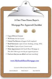 Checklist For The First Time Home Buyer Infographic