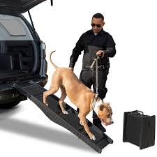 Foldable Dog Ramp For Car Truck SUV Backseat Stair Steps Auto Travel ... Inexpensive Doggie Ramp With Pictures Best Dog Steps And Ramps Reviews Top Care Dogs Photos For Pickup Trucks Stairs Petgear Tri Fold Reflective Suv Petsafe Deluxe Telescoping Pet Youtube The Writers Fun On The Gosolvit And Side Door Dogramps Steps Junk Mail For Cars Beds Fniture Petco Lucky Alinum Folding Discount Gear Trifolding Portable 70 Walmartcom 5 More Black Widow Trifold Extrawide