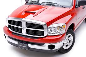 100 Truck Hood Scoops DODGE RAM 1500 3dCarbon 691321PR4 Free Shipping On