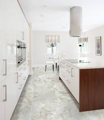 24x24 ottomano ivory porcelain tile contemporary kitchen new