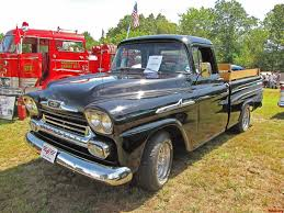 100 1955 Chevy Truck Parts 1958 Apache 3100 1958 S Accessories