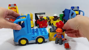 Lego Duplo Cars - Dump Truck, Excavator, Bulldozer, Garbage Truck ... Lego 5637 Garbage Truck Trash That Picks Up Legos Best 2018 Duplo 10519 Toys Review Video Dailymotion Lego Duplo Cstruction At Jobsite With Dump Truck Toys Garbage Cheap Drawing Find Deals On 8 Sets Of Cstruction Megabloks Thomas Trains Disney Bruder Man Tgs Rear Loading Orange Shop For Toys In 5691 Toy Story 3 Space Crane Woody Buzz Lightyear Tagged Refuse Brickset Set Guide And Database Ville Ebay