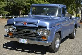 No Reserve: 1960 Ford F-100 For Sale On BaT Auctions - Sold For ... What Ever Happened To The Long Bed Stepside Pickup 1960 Ford F100 Short Bed Pick Up For Sale Custom Cab Trucks 1959 1962 Vintage Truck Based Camper Trailers From Oldtrailercom Shanes Car Parts Wanted Crew Cab 1960s Through 79 F250 F350 Enthusiasts F100patrick K Lmc Life 44 Why Nows Time Invest In A Bloomberg Hemmings Motor News Products I Love
