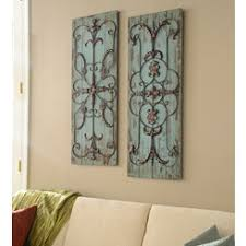 Adelaide Wall Plaque Set Of 2