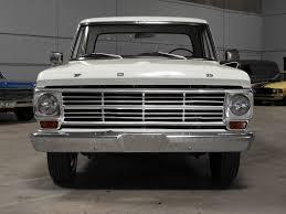 Big Block 1969 Ford F 100 390 V8 Vintage Truck For Sale