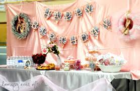 Diy Birthday Decoration For Adults Party Favors Foradult Ideas Dining Tablescape From A Mermaid