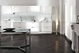how to clean kitchen with black floor tiles smith design
