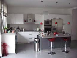 deco cuisine ouverte ide de cuisine ouverte cuisine semi ouverte avec bar cuisine en