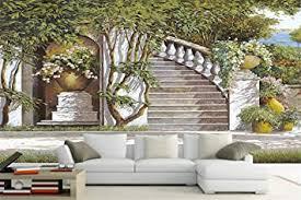 chttery 3d wandbilder treppen wandbilder malerei wohnzimmer
