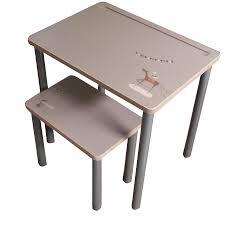 bureau enfant en bois bureau ici la terre unique pas cher bureau enfant couleurs