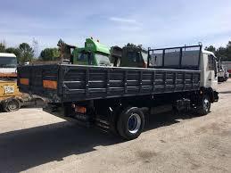 Savivarčių Sunkvežimių MAN LE 12.180 Full Steel Suspension 12 Ton ...