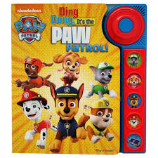 Paw Patrol Ding Dong Its The Paw Patrol Custom Frame Playa