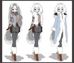 LittleRueKitty Suki Outfit Design Winter By