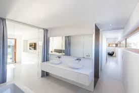 75 badezimmer mit betonboden ideen bilder april 2021