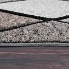teppiche teppichböden wohnzimmer teppich grün beige
