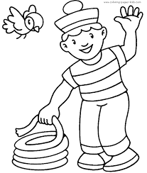 Printable Coloring Pages For Kids 6