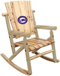 LSU Wood Rocker - LSU Tigers - SHOP SPECIALS - Stine | Grillin ... Wooden Rocking Horse Orange With Tiger Paw Etsy Jefferson Rocker Sand Tigerwood Weave 18273 Large Tiger Sawn Oak Press Back Tasures Details Give Rocking Chair Some Piazz New Jersey Herald Bill Kappel Crown Queen Lenor Chair Sam Maloof Style For Polywood K147fsatw Woven Chairs And Solid Wood Fine Fniture Hand Made In Houston Onic John F Kennedy Rocking Chair Sells For 600 At Eldreds Lot 110 Two Rare Elders Willis Henry Auctions Inc Antique Oak Carving Of Viking Type Ship On Arm W Velvet Cushion With Cushions