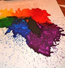 How To Make Crayon Melted Art