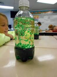 McDonalds Grade Science Club Homemade Lava Lamps We Did A Smaller Version Of This In My College Class