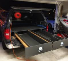 DIY Truck Bed Storage System. … | Projects… Diy Truck Bed Storage Drawers Plans Diy Ideas Bedslide Features Decked System Topperking Terrific Hover To Zoom F Organizer How To Install A Pinterest Bed Decked Midsize Overland F150 52018 Sliding 55ft Storage Drawers In Truck Diy Coat Rack Van Cargo Organizers Download Pickup Boxer Unloader 1 Ton Capacity