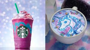 Unicorn Frappucino Vs Latte