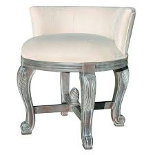 Acrylic Vanity Chair With Wheels by Lovely Gallery Of Vanity Chair For Bathroom Bathroom Design Ideas