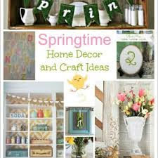 Cute Image Of Easter Spring Home Decor Craft DIY Ideas 650 300x300 Pinterest Model Decoration