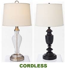 Battery Operated Cordless Table Lamps WhereIBuyIt Com DIY With Regard To Decorative Idea 0