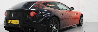 Car Wraps And Graphics At The Vehicle Wrapping Centre