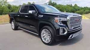 2019 All New GMC Sierra 1500 Crew Cab Denali 4x4 6.2L At Wilson ...
