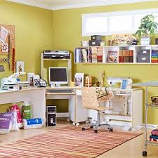 Corner Desk Organization Ideas by The Perfect Sewing Room Dream Rooms Large Corner Desk And
