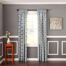 120 170 Inch Curtain Rod Bronze by Rod Desyne 13 16 In Bay Window Double Curtain Rod In Black Awid