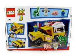 100 Pizza Planet Truck Dan The Pixar Fan Toy Story 2 Lego