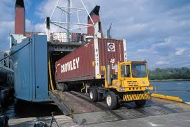 100 Crowley Trucking Hizam Shipping Logistics Services Company