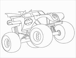 100 Monster Truck Coloring Pages Pages Pretty S Cool