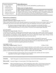 Police Officer Resume Example Luxury Are You A Looking For New Job E