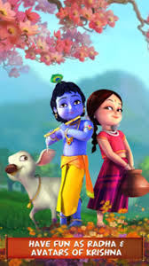 100 Krisana Little Krishna For Android Download