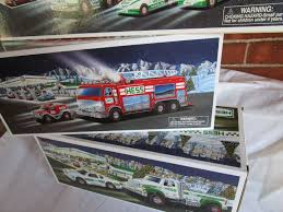 100 Hess Truck 2012 Helicopter And Rescue 2011 2008 2005 1997