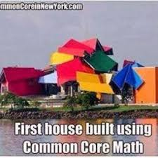 90 Miles From Tyranny History The First House Built Using Common Core Math