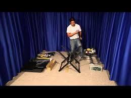 Dewalt Tile Cutter D24000 by Dewalt D24000 Tile Saw Assembly Youtube