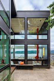 100 Modern Lake House This Secluded Glass Box Has Stunning Views Home