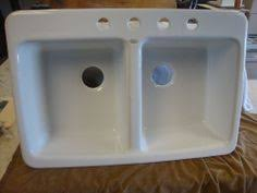 white ceco tile in 4 hole sale price 125 ceco sinks pinterest
