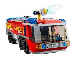 100 Airport Fire Truck 60061