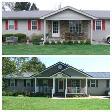 Awesome Picture Of Front Porch Remodel Before And After - Fabulous ... The Split Level House Plans Design Laluz Nyc Home Jll Design What To Do With Your Ranch 53 Best Ideas For Multi Homes Images On Pinterest Splendid Ranch House Curb Appeal Swing Screen Door Over The Renovation For Interesting Cabin Stunning Square Pillar Gallery Decorating Front Porch Split Level Home Google Search Front Porch Designs A How To Build Adding Garrison Colonial Cost Modern Raised Open Floor Entryway Addition Designs Elevation Can Be Altered Bilevel Exterior Remodeling Bilevel Makeover Decks Vs Gradelevel Hgtv