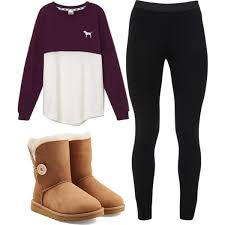 Outfits With Uggs And Leggings Tumblr